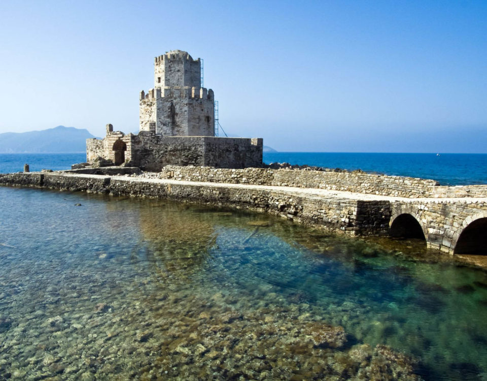 What to do in Western Messinia